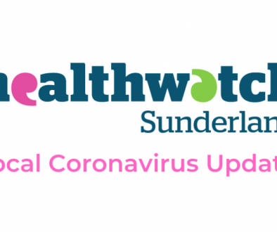healthwatch-sunderland-local-coronavirus-update